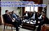 Kaymakam Ermiş,Kızıltepe Belediye Eş Başkanlarını Ziyaret Etti