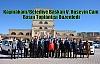 Kaymakam/Belediye Başkan V. Hüseyin Çam Basın Toplantısı Düzenledi