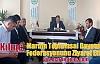 Kılınç, Mardin Toplumsal  Dayanışma Federasyonunu Ziyaret Etti