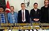Kızıltepe Basınından Milli Eğitim Müdürü Aslan'a Hayırlı Olsun Ziyareti