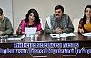 Kızıltepe Belediyesi Meclis Toplantısını Yöresel Kıyafetleri İle Yaptı.
