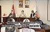 Kızıltepe-Ceylanpınar Yolu Çalışmaları ile İlgili Toplantı Yapıldı