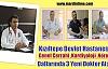 Kızıltepe Devlet Hastanesine 3 Yeni Doktor Atandı