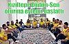 Kızıltepe Eğitim-Sen oturma eylemi başlattı