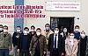 Kızıltepe Eymirli Ortaokulu Öğretmenleride Covid-19'a Karşı Toplu Aşılarını Yaptılar.