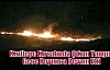 Kızıltepe Kırsalında Çıkan Yangın Gece Boyunca Devam Etti