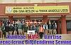 Kızıltepe TEMA'dan Lise Öğrencilerine Bilgilendirme Semineri