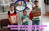 Kızıltepe Umut Kervanı,öğrencilere kırtasiye yardımında bulundu.