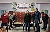 Kızıltepe Vatan İlkokulu'nda Yerli Malı Haftası Dolayısıyla Öğrencilere Bulgur İkramı yapıldı.