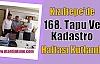 Kızıltepe'de  168. Tapu Ve Kadastro Haftası Kutlandı
