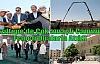 Kızıltepe'de Çok amaçlı Caminin Temeli Dualarla Atıldı
