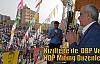 Kızıltepe'de  DBP Ve HDP Miting Düzenledi