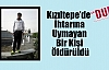 """Kızıltepe'de """"DUR"""" İhtarına Uymayan Bir Kişi Öldürüldü"""
