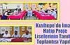 Kızıltepe'de İmam Hatip Proje Liselerinin Tanıtım Toplantısı Yapıldı