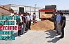 Kızıltepe'de Kırmızı Mercimek Hasadı Başladı