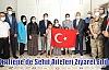 Kızıltepe'de Şehit Aileleri Ziyaret Edildi