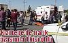 Kızıltepe'de trafik kazasında 1 kişi öldü