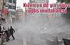Kızıltepe'de yürüyüşe polis müdahalesi