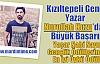 Kızıltepeli Genç Yazar Nurullah Kuzu'dan Büyük Başarı