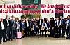 """Kızıltepeli Öğrenciler 'Biz Anadoluyuz"""" projesi kapsamında İstanbul'a Uğurlandı"""