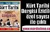 Kürt Tarihi Dergisi Êzidîler özel sayısı ile çıktı