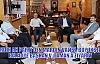 MARDİN AK PARTİ'DEN MARDİN VALİSİ/BÜYÜKŞEHİR BELEDİYE BAŞKAN V. YAMAN'A ZİYARET