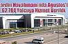 Mardin Havalimanı'nda Ağustos'ta 62.784 Yolcuya Hizmet Verildi.