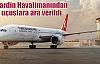 Mardin Havalimanından uçuşlara ara verildi
