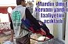 Mardin Umut kervanı yardım faaliyetini açıkladı
