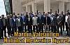 Mardin Valisinden Hububat Merkezine Ziyaret.