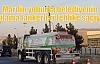 Mardin yolunda belediyenin sulama tankerleri tehlike saçıyor