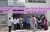 Mardin'de öğrenciler Açık Öğretim Lisesi Sınavında Ter Döktüler
