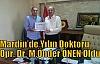 Mardin'de Yılın Doktoru Opr. Dr. Mehmet Önder ÖNEN Oldu