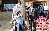 Midyat Belediyesinden Tekerlekli Sandalye Bağışı