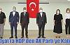 Midyat'ta HDP'den AK Parti'ye Katılım