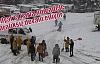 Midyat'ta karla mücadele aralıksız devam ediyor