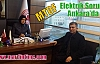 MTDF Elektrik Sorunu İçin  Ankara'da