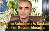 Nusaybin Belediyesi Eş Başkanı Kok'un Bayram Mesajı