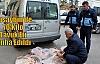 Nusaybin'de 70 Kilo Tavuk Eti İmha Edildi