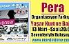 Pera Organizasyon Farkıyla Mardin 'de Yaşar Kurt ve Bajar  Konseri