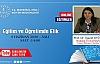 Prof. Dr.  İnayet AYDIN, Mardin'de Öğretmenlerle Buluşacak
