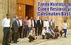 Tarihi Kızıltepe Ulu Camii Restorasyon Çalışmaları Başladı