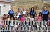 TDP Köy okullarında karne ve hediye dağıttı