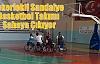 Tekerlekli Sandalye Basketbol Takımı Sahaya Çıkıyor