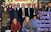 Trabzon Heyeti Gazeteciler Cemiyetini Ziyaret Etti