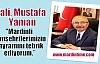 """Vali Mustafa Yaman:'Mardinli hemşehrilerimizin bayramını tebrik ediyorum."""""""