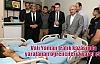 Vali Yaman trafik kazasında yaralanan öğrencileri ziyaret etti