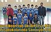 Vatan İlköğretim Okulu Futsal Bölge Müsabakalarında Şampiyon Oldu