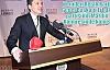 Yeniden Refah Partisi Genel Başkanı Erbakan partisinin Mardin İl Kongresinde konuştu