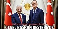 AK Parti Genel Başkanı Binali Yıldırım...
